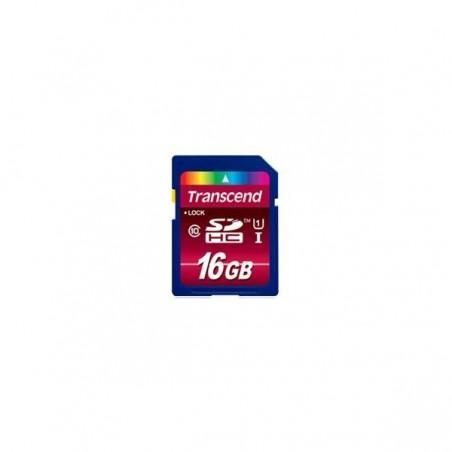 Card SD Transcend 16GB